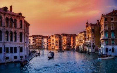 L'uomo con la scala – Crowdy Venice